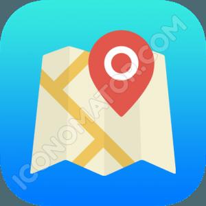 Map & Location Icon