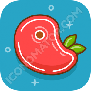 Red Meat Icon