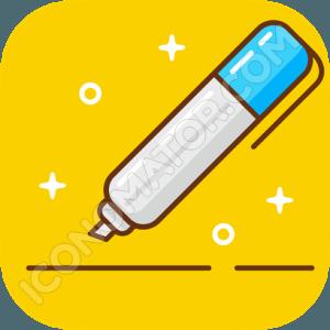 Pen Marker Icon