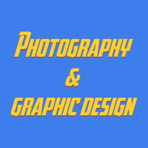 Photography & graphic design