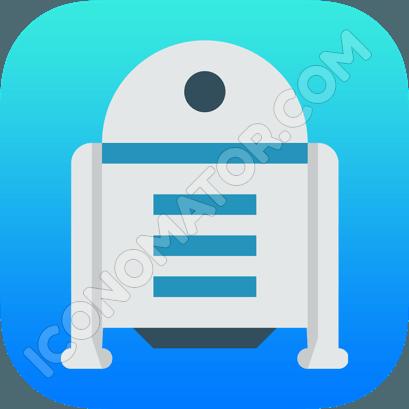 R2D2 Icon