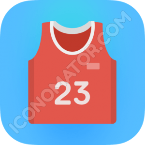 Basketball Outfit Icon