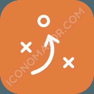 Tactics Goal Icon