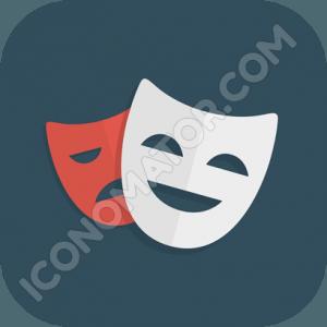 Theatre Performance Icon