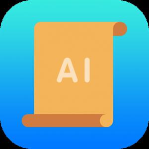 AI Papyrus Icon