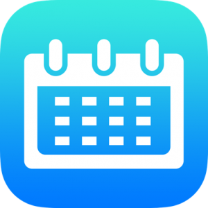 Weekview Calendar Icon