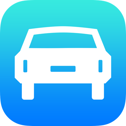 Car Rearview Icon