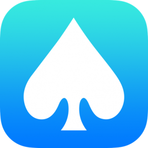 Card Game Spades Icon