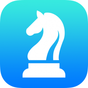 Chess Game Knight Icon