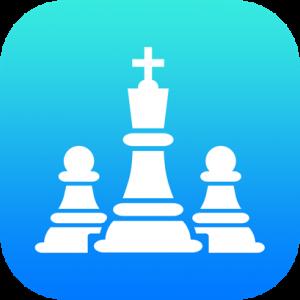 Chess Game King Icon