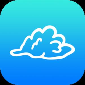 Cloud Cartoon Icon