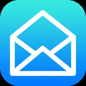 E-mail Open Icon