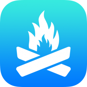 Danger Fire Icon