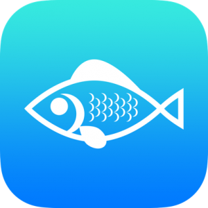 Fish Outline Icon