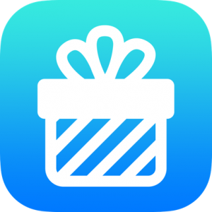 Gift Box Outline Icon