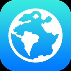 Globe Planet Earth Icon