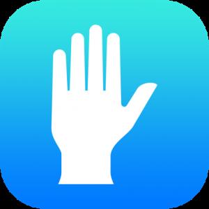 Left Hand Icon