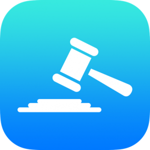 Court of Law Icon