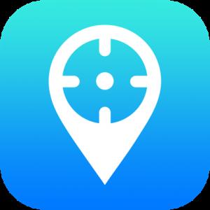 Locator Compass Icon