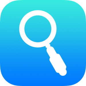 Magnifying Glass Outline Icon