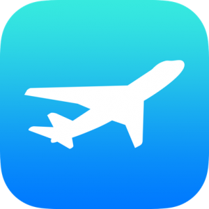 Plane Departures Icon