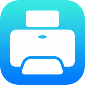 Printer Outline Icon