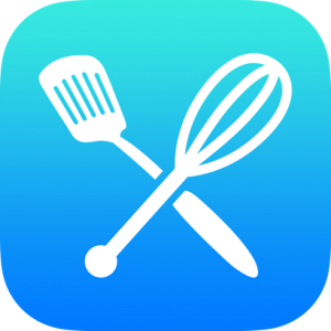 Spatula & Whisk Icon