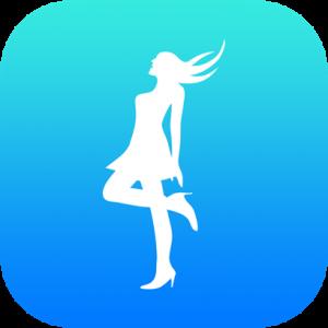 Woman Dancing Icon
