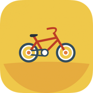Children's Bike Icon