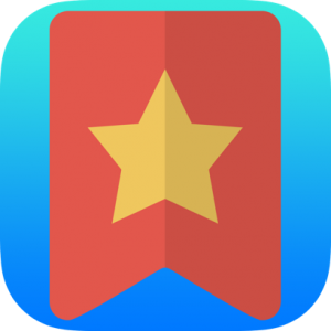 Bookmark Star Icon