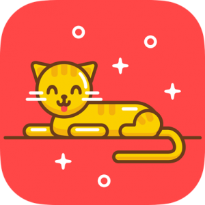 Smiling Cat Icon