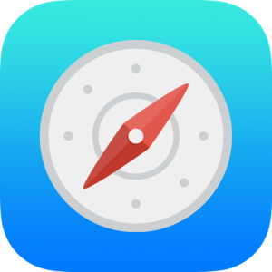 Compass Symbol Icon