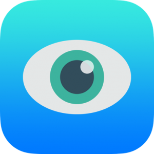 Eye Oval Icon