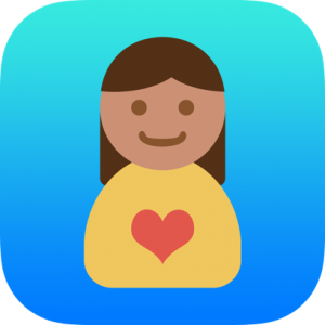 Girl in Love Icon