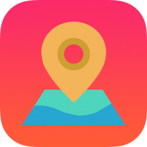 GPS postion Icon
