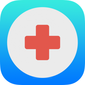 First Aid Red Cross Icon