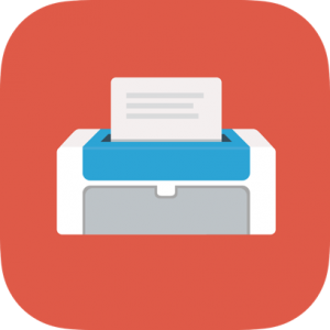 Printer Home Icon