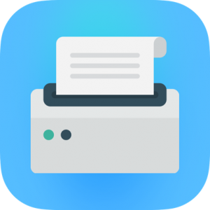 Printed Pages Icon