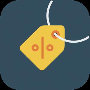 Sales Tag Icon
