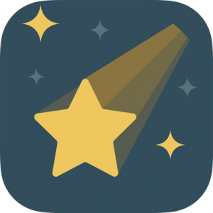 Star & Space Icon
