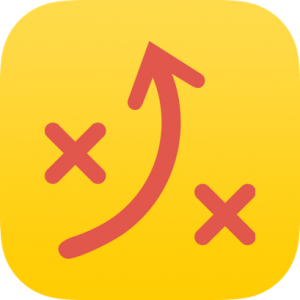 Tactic Strategy Icon