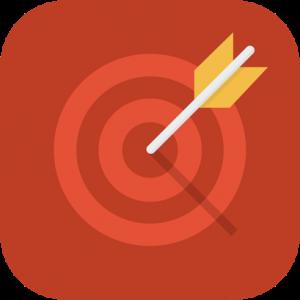 Target & Arrow Icon