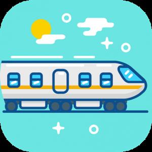 Train Bullet Icon