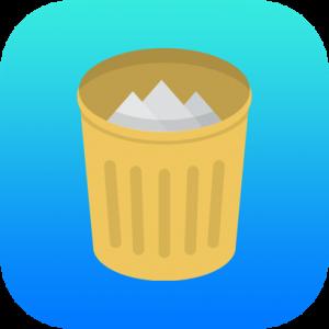 Rubbish Collection Icon