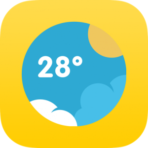 Weather Hot Icon